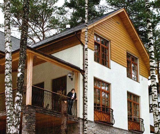 ВПодмосковье ограбили дом артиста Александра Домогарова