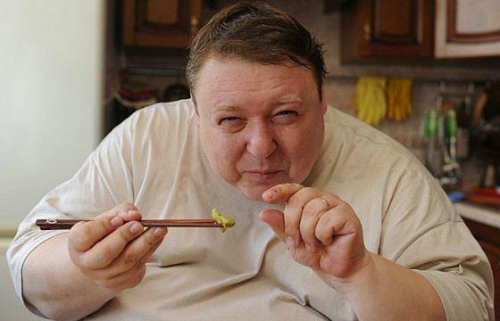 Александр Семчев долго был лицом пивного бренда «Толстяк»