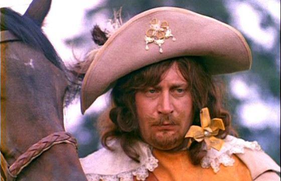 Смирнитский сыграл Портоса в 4 фильмах о мушкетерах