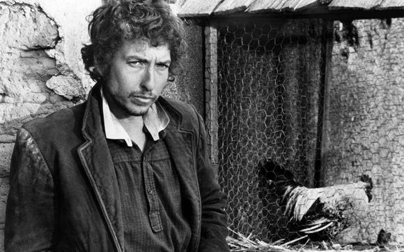 Боб Дилан получил за свои песни Нобелевскую премию