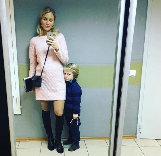 Катя Гордон ожидает 2-го ребёнка