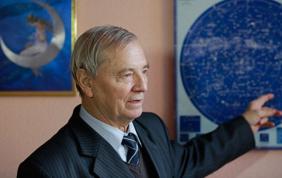 Астроном Клим Чурюмов умер на 80-м году жизни