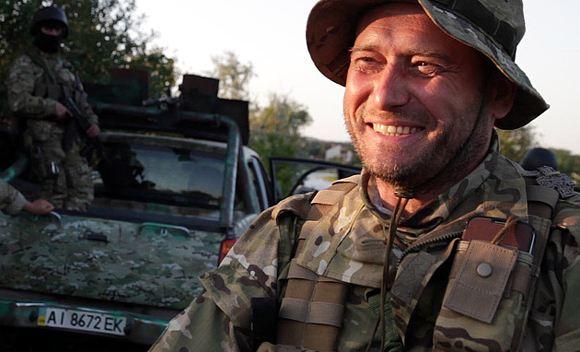 Дмитрий Ярош обрадовался убийству командира ополченцев Моторолы