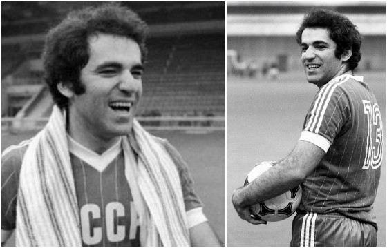 Гарри Каспаров не только смотрит футбол, но и сам в молодости выходил на поле