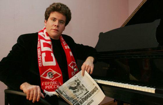 Любовь к классической музыке и футболу наша место к сердце в Дениса Мацуева