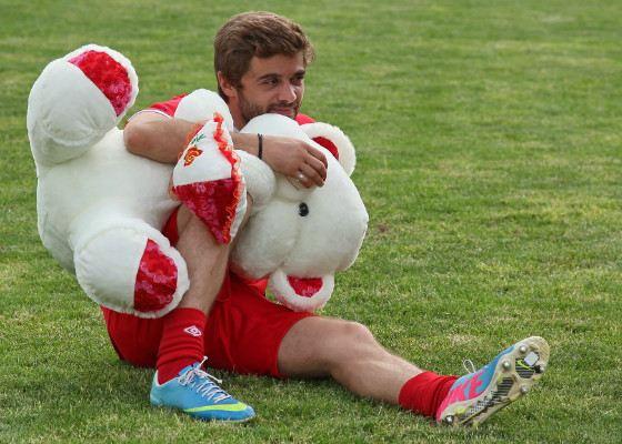 Илья Глинников принял участие в проекте «Футбол-шоу»