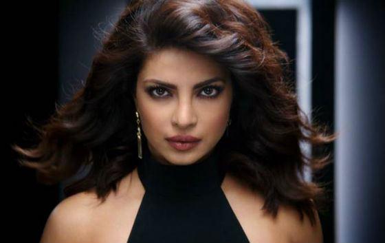 Indian model and actress Priyanka Chopra