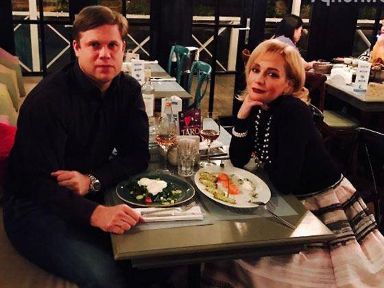 Татьяна с мужем отметили годовщину свадьбы