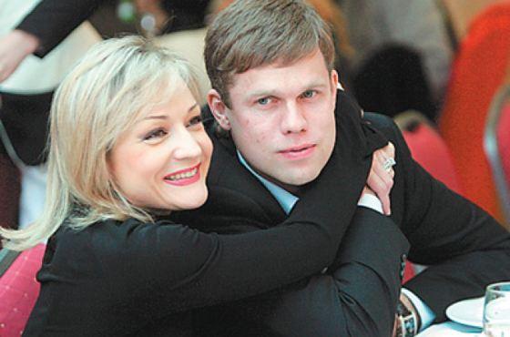 Татьяна Буланова и Владислав Родимов