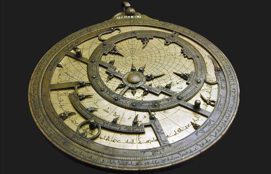 Астролябия была доработана Гепатией в IV веке