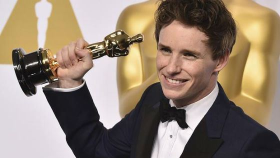 The actor got his «Oscar» being rather young