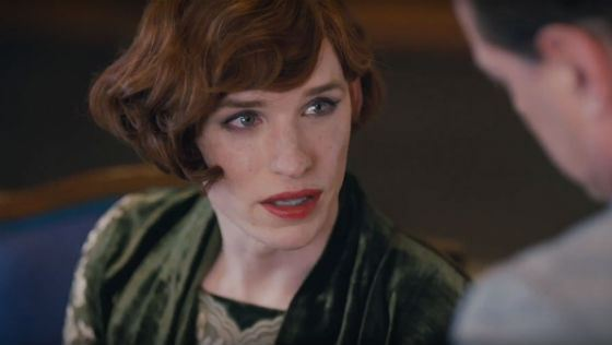 «The Danish Girl»: Eddie Redmayne playing transgender