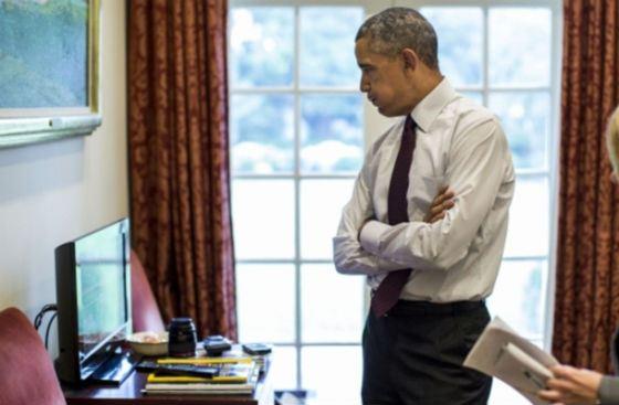 Коллега по политическому цеху опять назвал Обаму «сукиным сыном»