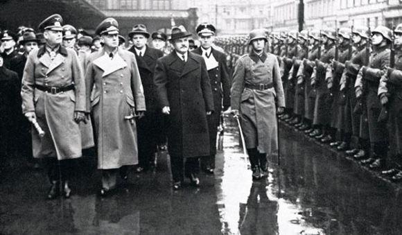 Украина обвинила СССР в развязывании Второй мировой войны