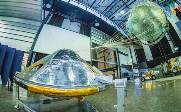 Schiaparelli разбился во время посадки на Марс