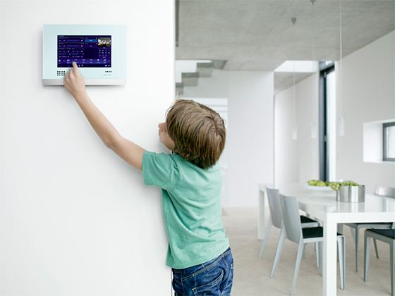 Система Умный дом позволяет снижать энергопотребление