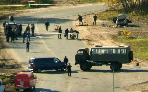 СМИ: В нижнем Новгороде ликвидировали предполагаемых боевиков