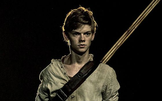 Thomas Sangster as Newt («The Maze Runner»)