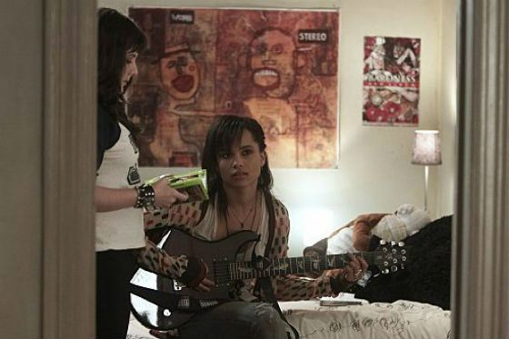 """Lenny Kravitz 'daughter played in"""" Californication """""""