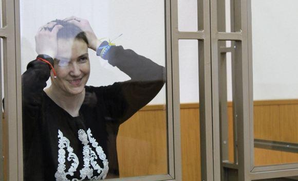 Песков: Для Савченко не закрыт въезд в Россию