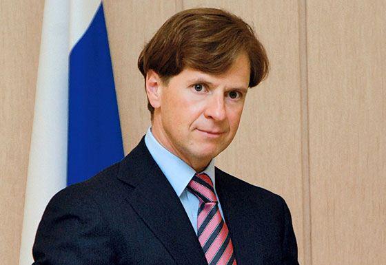 Banker Andrey Borodin