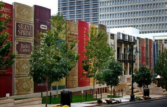 Библиотека в Канзас-Сити