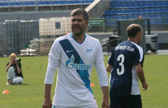 Васильев  в памятном матче