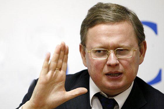 В семье Михаила Делягина были строгие порядки