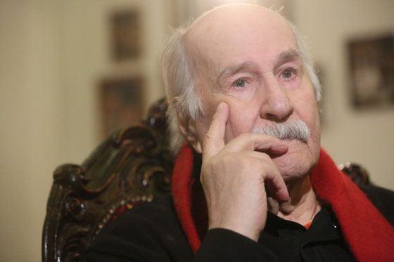 Владимир Зельдин до последнего играл в театре