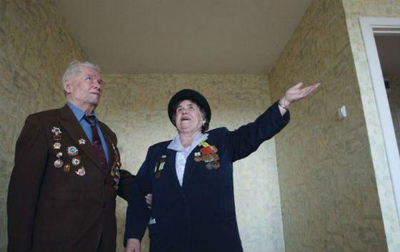 Бесплатного жилья для ветеранов ВОВ больше не будет