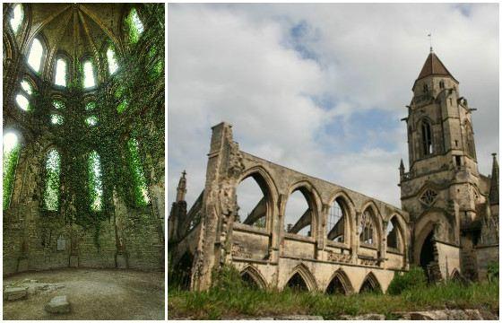 Церковь была разрушена во время Второй мировой войны