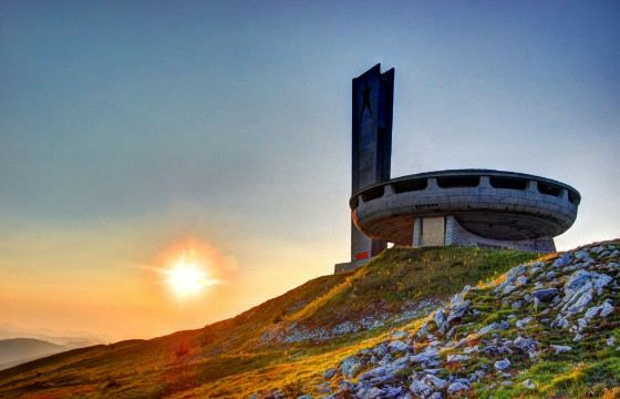 Здание Компартии построили на высоте 1440 метров