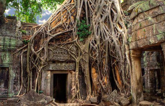 Ангкор-Ват - один из самых удивительных памятников архитектуры в мире