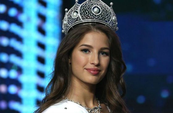 Первая красавица России – Яна Добровольская