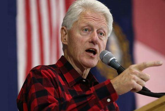 Сейчас Билл Клинтон занимается общественными делами