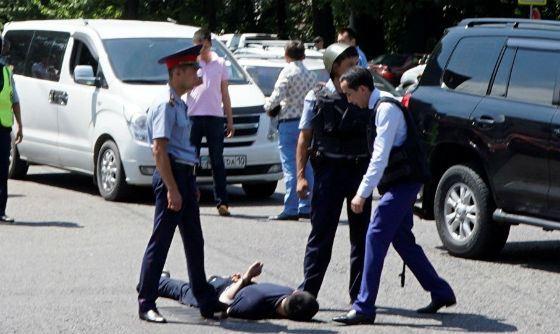 Задержание Руслана Кулекбаева