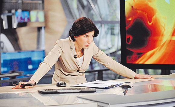 Ирада Зейналова перешла с Первого канала на НТВ
