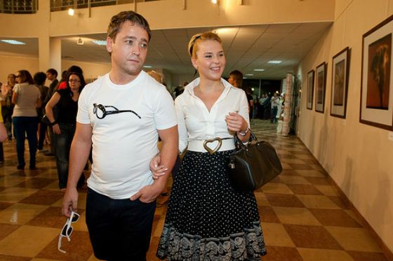Пелагея и ее первый муж Дмитрий Ефимович