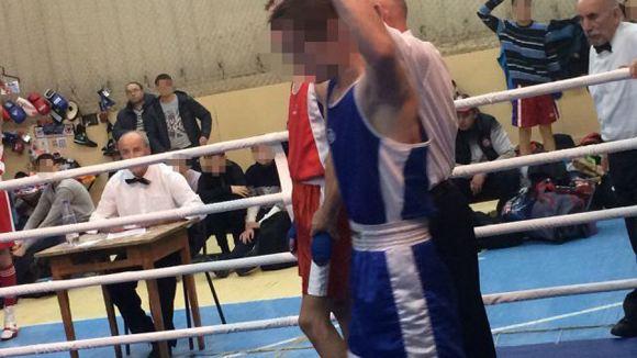 15-летний боксер умер на соревнованиях во Владимире