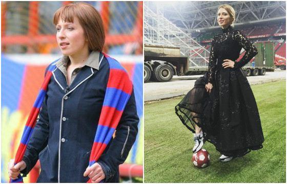 Яна Чурикова назвала стадион KazanArena местом силы