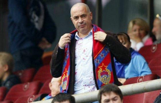 Грушевский часто ходит на стадион