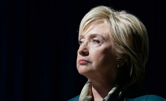 Хилари Клинтон проиграла выборы 45-го президента США