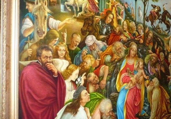 «Посвящение да Винчи» Константина Дверина