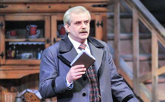 Актер Тверского театра драмы Борис Лифанов умер после поклона зрителям