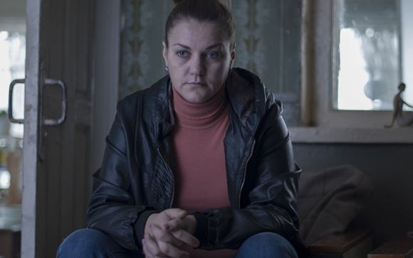 Анна Уколова в картине «Левиафан»
