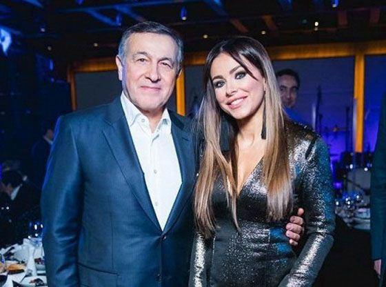 Ани Лорак с Арасом Агаларовым.