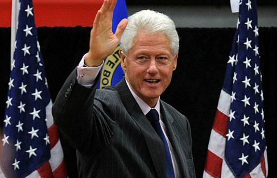 Билла Клинтона называли одним из самых привлекательных президентов