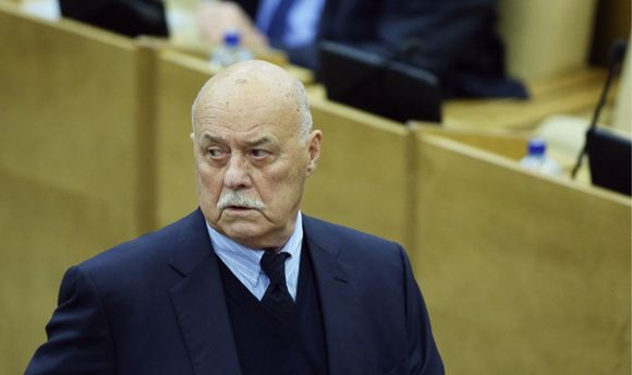 """Stanislav Govorukhin does not understand what """"Russians"""" are"""