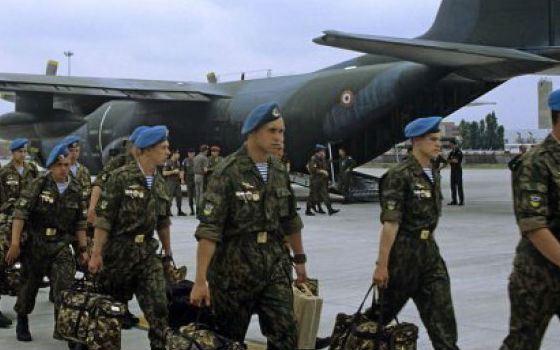 Солдаты срочной службы смогут заключать контракты
