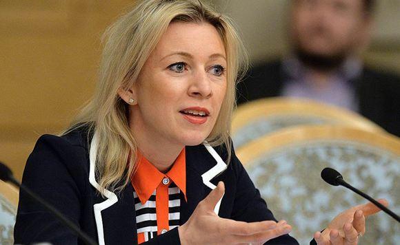 Мария Захарова угрожает Госдепу санкциями против американских журналистов